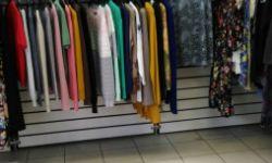 Магазин одежды для женщин