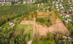 1512 кв.м. участок под застройку, Ул.Персиешу 7, Янупе, Олайнская волость, Олайнский край, Латвия.