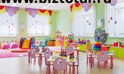 Детский сад в густонаселённом жилом районе