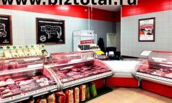 Магазин Мясо в густонаселенном жилом районе