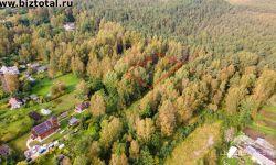 1226 кв.м. земля под застройку, Ул.Партизану 12 Ц, Кемери, Юрмала, Латвия.