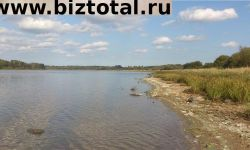 Земельный участок под рыболовную базу 11.11 га (ИЖС)