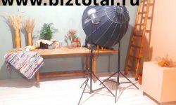 Фотостудия с профессиональным оборудованием