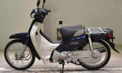 Мотоцикл дорожный Honda Super Cub рама AA04 скутерета задний багажник гв 2013