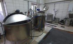 Пивоварня (500 литров пива за смену)