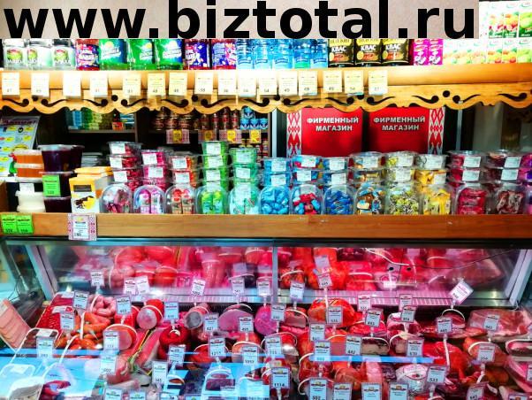 Продуктовый магазин на вокзале