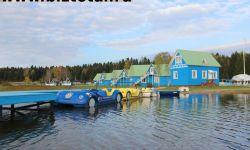 Продажа действующего парк-отеля на берегу озера в Подмосковье
