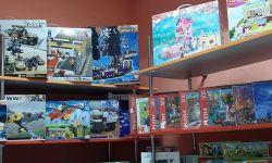 Магазин по продаже детских игрушек и одежды