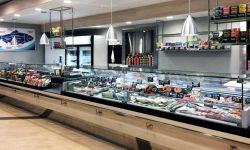 Магазин морепродуктов