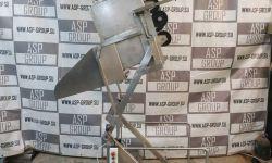 Подъёмник - опрокидыватель гидравлический, передвижной