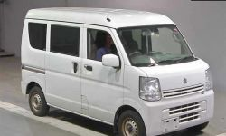 Грузопассажирский микроавтобус Suzuki Every кузов DA17V модификация PC Limited гв 2016