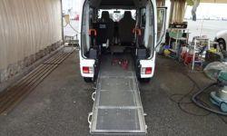Микровэн Suzuki Every минивэн кузов DA17V для пассажира колясочника гв 2015