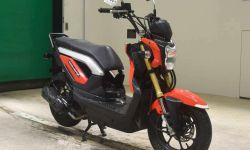 Скутер Honda Zoomer-X рама JF52 гв 2015 пробег 18 103 км