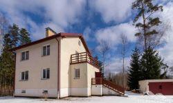 205.8 кв.м дом, 640 кв.м участок , Сарма Nо. 137, Балдонес волость, Балдонесский край, Латвия.