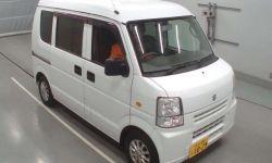 Микровэн Suzuki Every минивэн кузов DA64V модификация Join H/R 4WD гв 2013