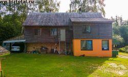 201 кв.м. дом, 786 кв.м. ангар, 6.29 га земля, Целиниеки, Валгунде волость, Елгавский край, Латвия.