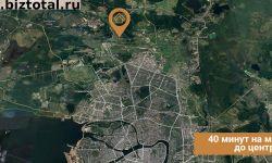 Продается участок с домом в Юкках, 3 км до СПб