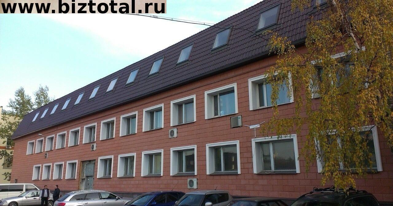 Продам отдельно стоящее трех этажное здание