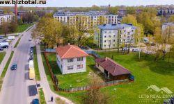 184 кв.м. дом, 80 кв.м. хозпостройка, 1002 кв.м. земля, Ул.Прусу 2А, Кенгарагс, Рига, Латвия.
