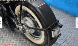 Мотоцикл круизер Yamaha Dragstar 1100 Classic рама VP13J Full Custom гв 1999