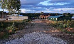 Животноводческая ферма.