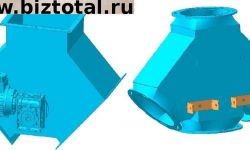 Клапан перекидной электрический, клапан перекидной ручной, Агромаш-НН Стоимость от 16 000 руб. тел.: 8-920-038-10-54       8-920-036-53-11 e-mail: agro.nn@mail.ru сайт: www.agronnov.ru