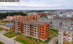 3681.6 кв.м., многоквартирный дом, 2758 кв.м., земля, Ул.Лачплеша 1A, Ливаны, Ливанский край, Латвия.