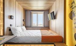 9 этаж, лот 932, 14,79 кв.м.  Продаётся номер «под ключ» в действующем life-style отеле Vertical.  Только в июле: стоимость номера 3 352 750 рублей.  Доходность объекта: 12,5 % годовых.  ПРЕИМУЩЕСТВА для вас:  -вы покупаете недвижимость по цене кроссовера
