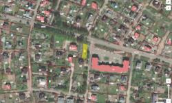 Земельный участок с проектом строительства павильонов в г. Солнечногорск