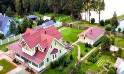 Продается элитный коттедж на берегу озера в Ленобласти 340 кв.м