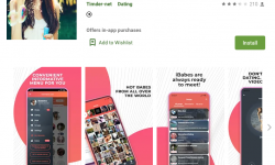 Продам 2 мобильных приложения/ соц.сеть для знакомств