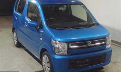 Хэтчбек кей-кар гибрид Suzuki Wagon R кузов MH55S 4WD Hybrid FX гв 2017Хэтчбек кей-кар гибрид Suzuki Wagon R кузов MH55S типа Kei car микровэн модификация Hybrid FX год выпуска 2017, гибридный двигатель бензин объем 0,7 (658 куб.см.) литра мощностью 52 л.