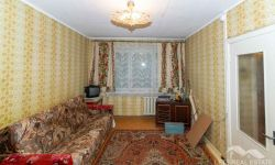 2-х комнатная квартира (ул.Дзелзавас 13, Пурвциемс, Рига)